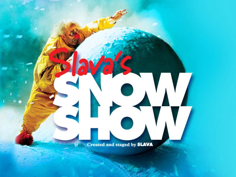 Slava's Snowshow at The Mayflower Theatre, Southampton - Sat 9th Dec 2017
