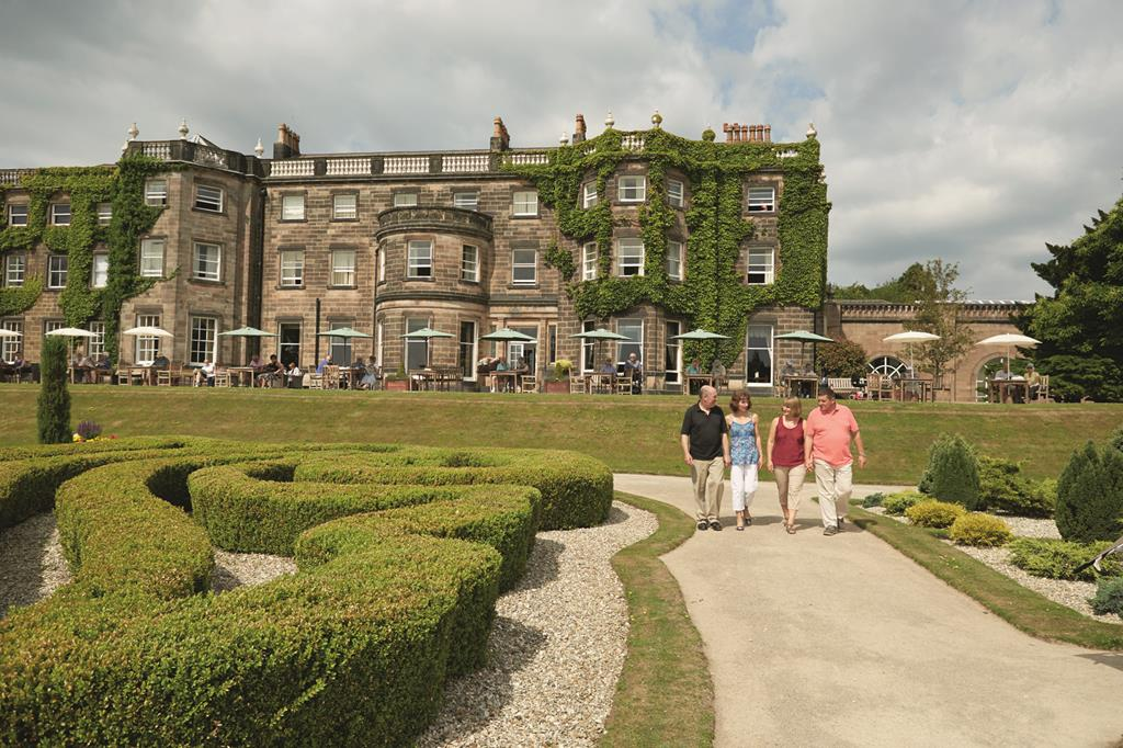 Warner - 4* Nidd Hall Hotel - Mon 29th April 2019