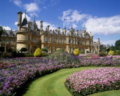 Waddesdon Manor - Buckinghamshire - NT - Wed 8th Aug 2018