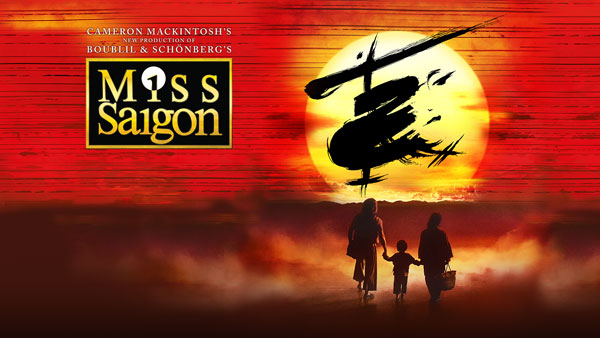 Miss Saigon at The Mayflower Theatre, Southampton - Thu 15th March 2018