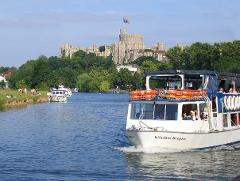 Windsor River Cruise with delicious Ploughman's lunch OR Windsor Only - Tue 4th Sept 2018