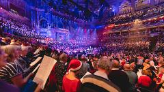Carols at the Royal Albert Hall - Christmas Singalong - Sat 21st Dec 2019