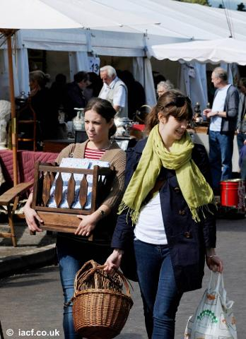 Shepton Mallet Antiques & Collectors Fair, Somerset - Sat 10th March 2018