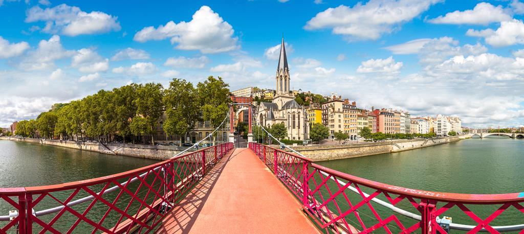The Heart of France - Lyon City Break Traveller Special - Mon 9th Sept 2019