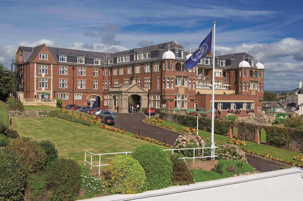 Sidmouth - The 4* Victoria Hotel - Sun 4th Feb 2018