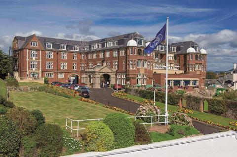 Sidmouth - The 4* Victoria Hotel - Sun 4th Feb 2018