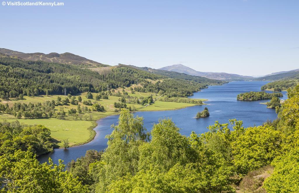 Scotland - Royal Castles & Cairngorms - Sun 1st July 2018
