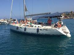 One Day Sailing Tour with Lunch on Board