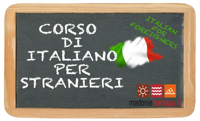 Italian Language Course/Corso di Italiano per stranieri