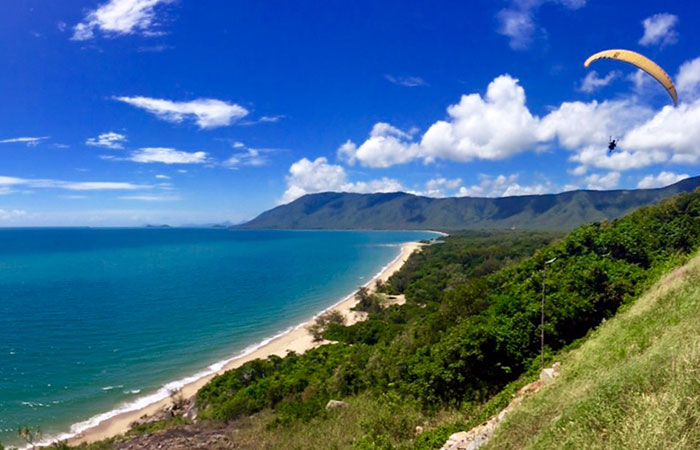 On The Doorstep of Cairns