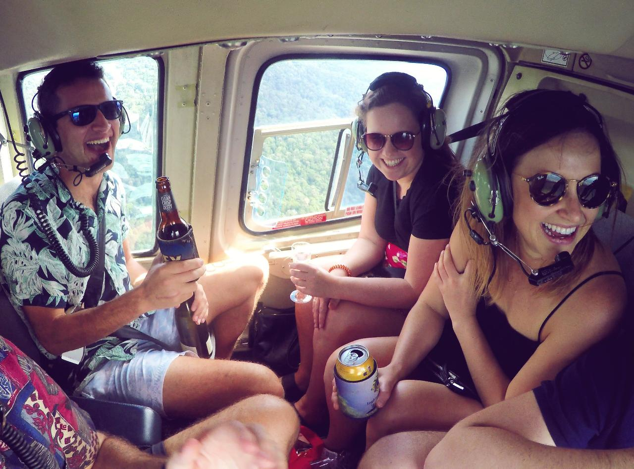 Heli Pub Tour - Half Day