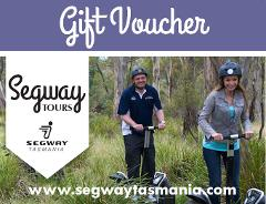 Segway Tasmania Gift Voucher for Two People