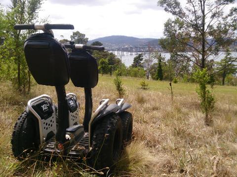 Queens Domain Hobart Tour ( Regular Tour) To book direct 0459734929 info@segwaytasmania.com