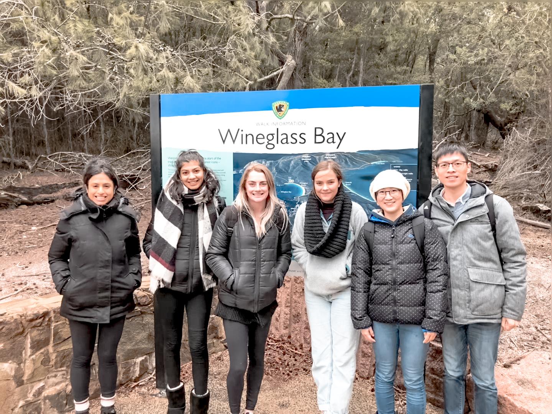 Wineglass Bay - Freycinet NP & Tasmania East Coast Day Tour via Richmond