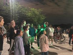 Magic LED Guided Night Tour - 3.5hrs Pick up/Drop off and Earpieces is included.