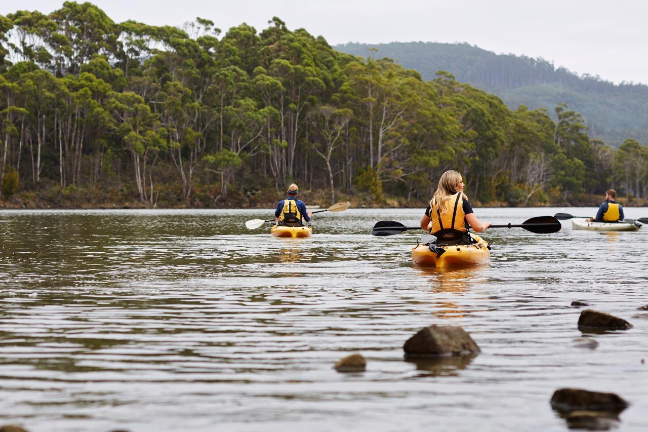 River Run Twilight Kayak Tour