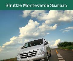 Monteverde - Samara Private Transfer Service