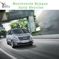 Private Transfer Monteverde Bijagua