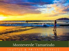 Shuttle Tamarindo Monteverde 2:00 pm