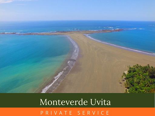 Private Shuttle Monteverde Uvita