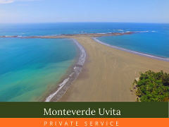 Private Shuttle Monteverde Uvita