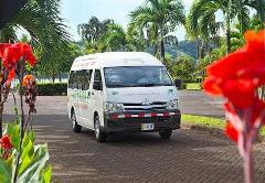 Shuttle from La Fotuna  Arenal to Liberia & LIB Aiport