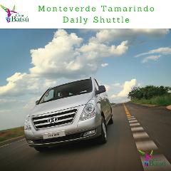 Monteverde -Tamarindo Shuttle Service