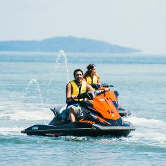 Uplift Watersports - Four Mile Discovery - 95 min Guided Jet Ski Tour