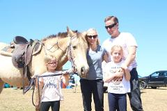 30-minute PRIVATE Bushland FAMILY Ride