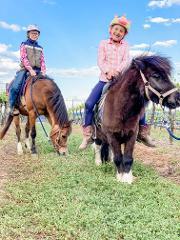20-minute Child Lead Vineyard Pony Trek