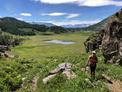 Mongolian Walking & Creativity Expedition