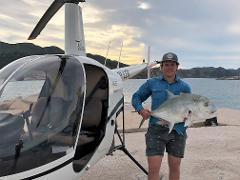 Townsville Helifishing Tour