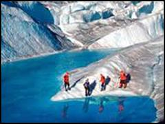 Helicopter Glacier Trek