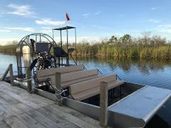 45 minute airboat ride adult ticket