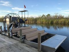 45 minute airboat ride child's ticket