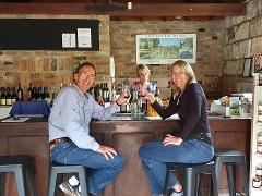 Join an - Award winning Full Day Tour with lunch and wine tasting fees included