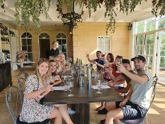 Join a - Morning half day wine tasting tour (accessible)
