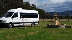 Mercedes-Benz Sprinter Private Wine Tasting Tour.