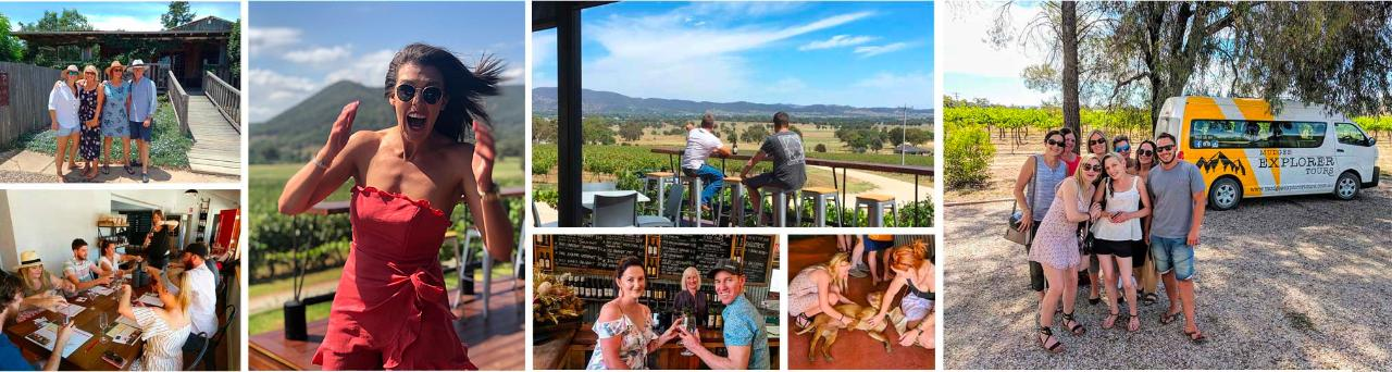 Full-Day Mudgee Wine Tours