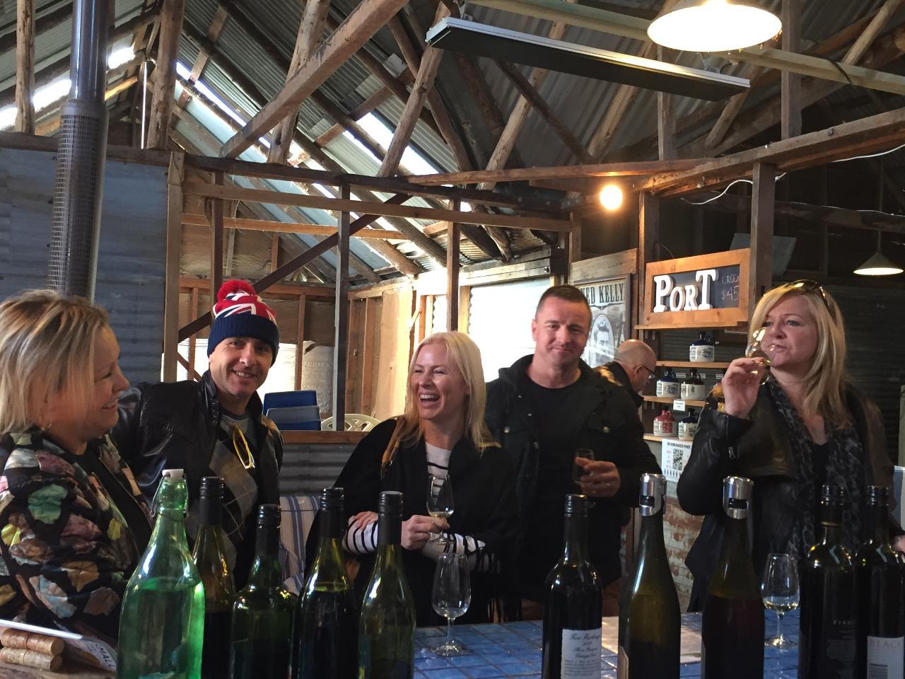 Half-Day Mudgee Wine Tours