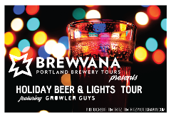 Beer & Holiday Lights Tour