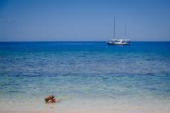 Private Exclusive Charter - Sail Away to Paradise PJ's Sailing Serenity Island Day Trip