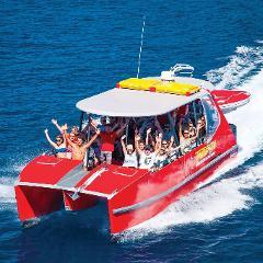 Thundercat - 1 day Whitsunday Islands adventure