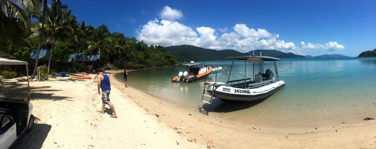 Unscheduled Transfer Palm Bay Resort To Hamilton Island