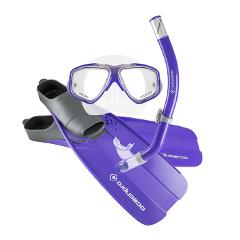 Mask, Snorkel and Fins