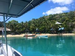Whitehaven Beach, Whitsunday Island to Palm Bay Resort, Long Island