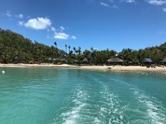 Hamilton Island -> Palm Bay