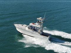 'The Pirate' Private Charter - Fishing or Fishing & Whitehaven (Max 10 Passengers)