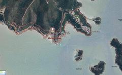 Chalkies Beach, Haslewood Island to Shute Harbour, Airlie Beach