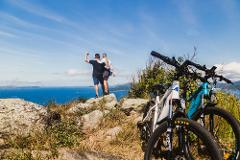 Half Day Self-Guided e-Mountain Bike Whitsunday Island Experience